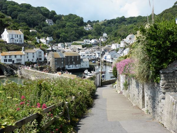 Polperro Beautiful Holiday Holidays Polperro Architecture Beauty In Nature Building Exterior Built Structure Cornwall Day Fishing Flower Green Color Growth Looe Nature No People Outdoors Peaceful Plant Sea Sky Tourism Tree Uk