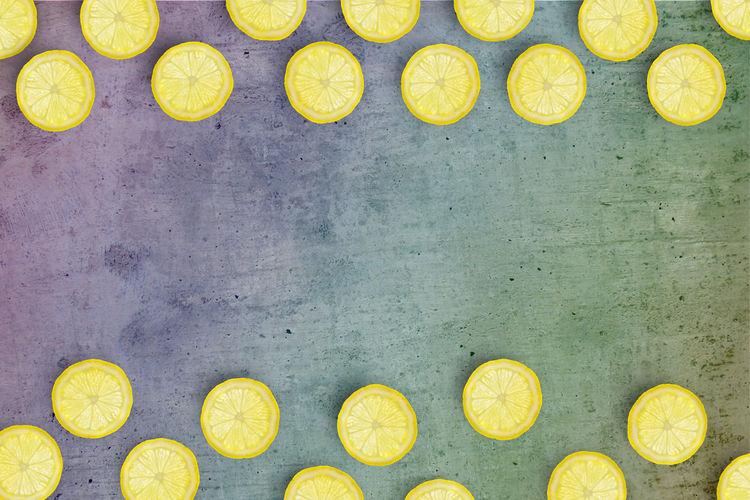 Citrus Fruit Close-up Day Dividing Freshness Fruit Lemon Lime No People Outdoors SLICE Yellow