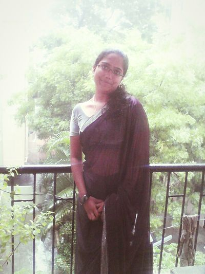 Saree Doesnt Match Up Witout Luks