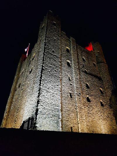 Kenk Uk Castle Medway Rochester Norman Rochester Castle First Eyeem Photo