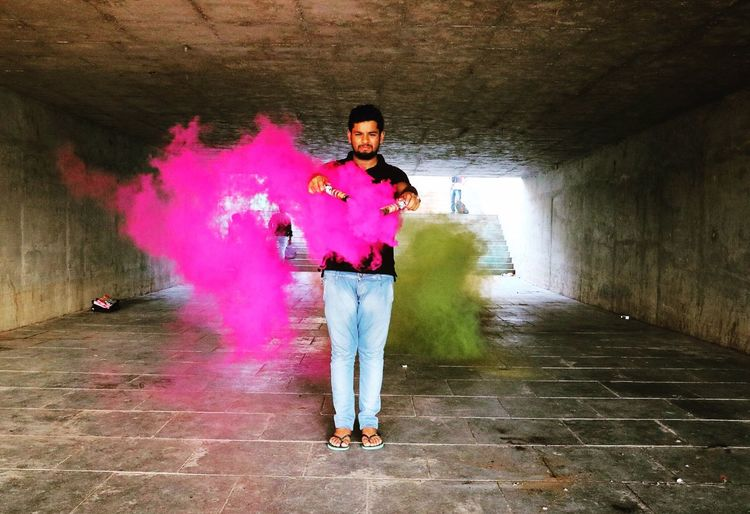 Fine Art Photography Smokebomb Smokebombphotography Uniqueness meet my friend akash from ahmedabad, india. he is one crazy creative person who is always ready to try new things. This was when we had only two smoke bombs and he tried them noth with no regrets.
