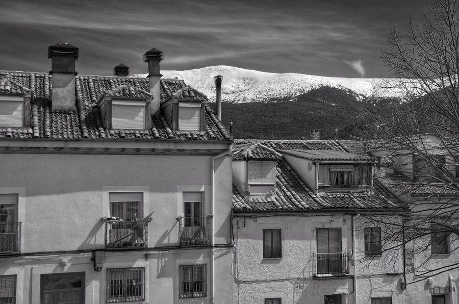 Valsaín Segovia Black & White