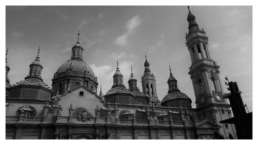 Basílica de Nuestra Señora de Pilar First Eyeem Photo