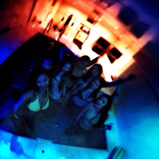 Party Party Time Party! Party Hard Pool HappyBirthday Cooltime Girls Girlsteam
