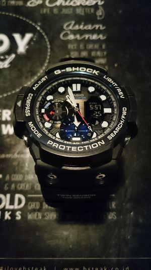 Bold and Beautiful... P4lsoe Gshock Collection GN-1000B-1A Eye4photography