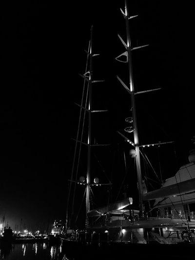 Sail boat Sail