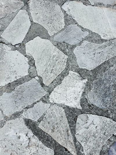 Rock shapes and cement floor Europe Religious Architecture Byzantine Architecture Aged Stone Castle Design Material Wallpaper Textures and Surfaces Ancient Architecture Background Texture Material Construction WallpaperForMobile Abstract Backgrounds Textured  Full Frame Pattern Close-up No People Outdoors Day