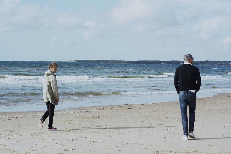 Beach Getting