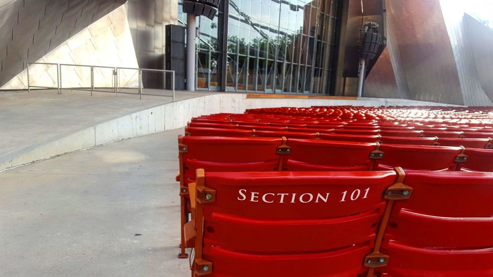 -Section 101- Chicago ChiTown Chitecture Jay Pritzker Pavilion Urban Photography Color Of Life