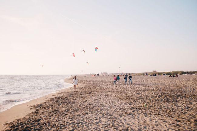 Kites // VSCO Vscocam Fuji X100s FUJIFILM X100S X100S Beach Sand Sea Summer Seaside