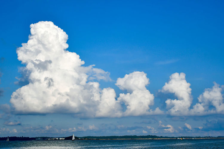 columbus cloud form above tropical sea Water Sea Beauty Blue Beach Summer Awe Sky Horizon Over Water Cumulus Cloud Seascape Fluffy Coast Cumulonimbus Boat Tide Cumulus Ocean Calm