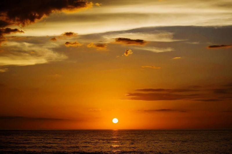 Sun Over
