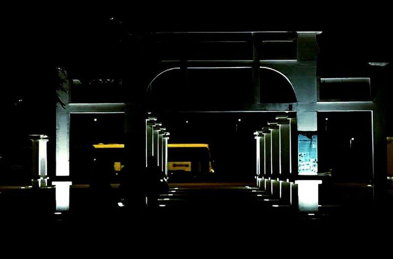 Architecture City Street Floripa Floripastyle City At Night City Lights Streetphotography Colors Of Brasil