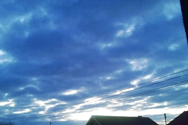 Cloud are moving Clouds And Sky Sundown First Eyeem Photo