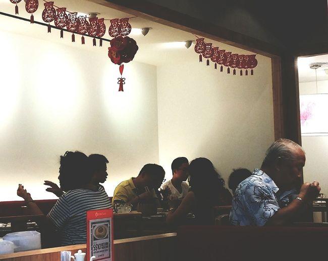 Interior Design Cantonese Restaurant Singapore