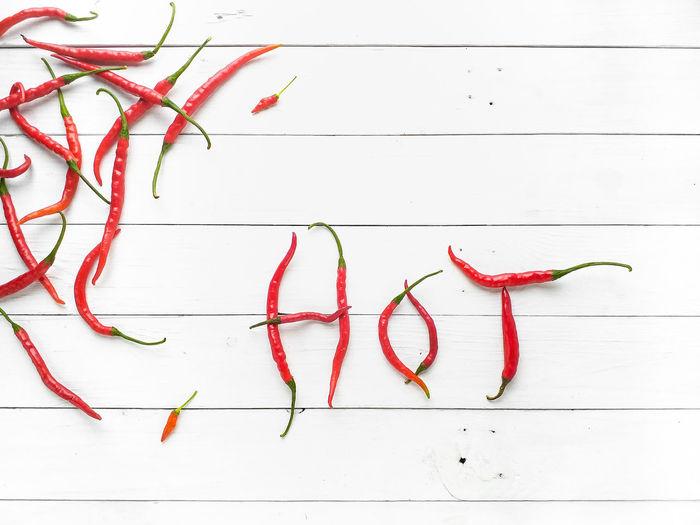 red chili Chili
