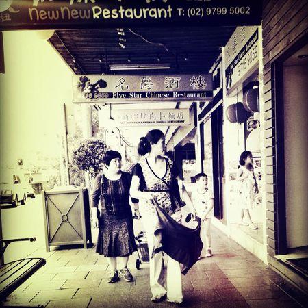 Ashfield in Sydney walking in Street Streetphotography