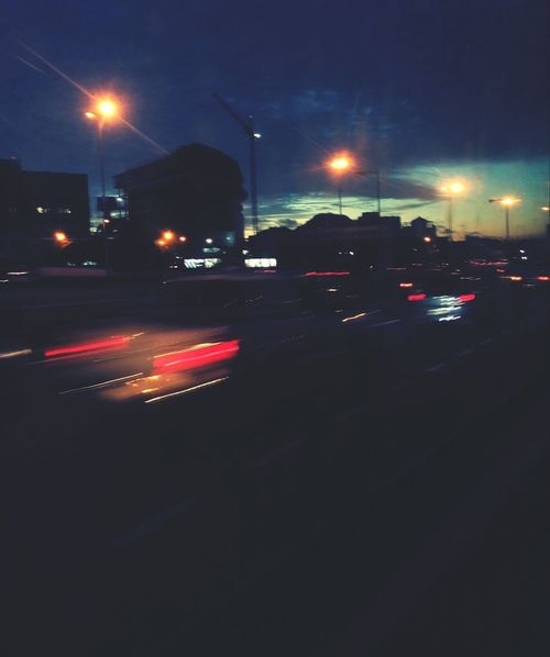 Night Illuminated No People Outdoors Red Sky City Car Long Exposure Amatheur Photography Blurred Motion Amateurphotography Route Eyeemphotography Buenos Aires Buenos Aires, Argentina  Argentina Photography Skyandclouds  Dawnhigginsphotography Dramatic Sky Tree Cityscape Speed Motion Transportation