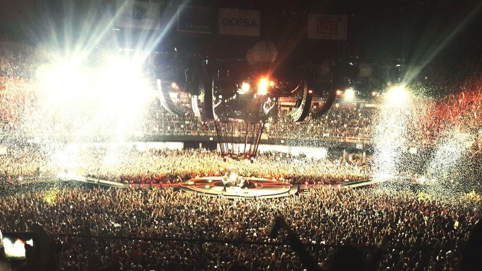 Muse TourDrones2016 Mexico City Palacio De Los Deportes