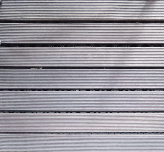 Air Conditioner Air Duct Aluminum Architecture Backgrounds Blinds Brushed Metal Building Exterior Close-up Corrugated Iron Day Iron - Metal Metal No People Outdoors Pattern Shutter Silver - Metal Silver Colored Steel Striped Textured