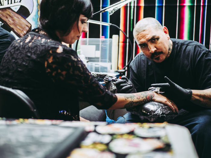People Urban Life Candid Urbanlife Maxgor Citylife Lifestyles Urban Real People Olympus Pen-f London In Faces 50mm London Tattoo Conversion Tattoo Tattoo Life Tattoo Lifestyle
