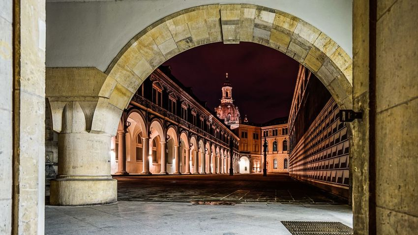 Dresden Castle Nightphotography Night Night Lights Traveling Travelphotography The Traveler - 2015 EyeEm Awards Travel Check This Out