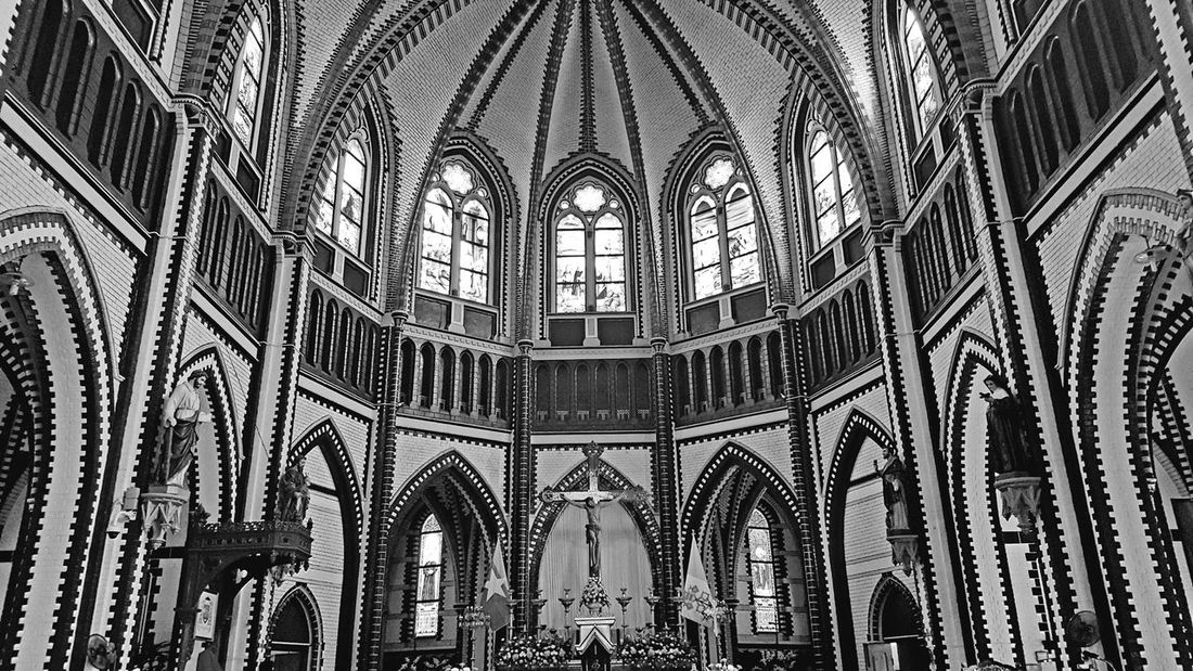 St. Marry Yangon First Eyeem Photo Black & White Yangon, Myanmar YangonArchitecture Church Church Architecture Christ Pictureoftheday Picture ขาวดำ ภาพขาวดำ ภาพถ่าย ย่างกุ้ง พม่า โบสถ์เก่า โบสถ์ สถาปัตยกรรม EyeEm EyeEm Gallery Jesus Jesus Christ Cross EyeEmNewHere