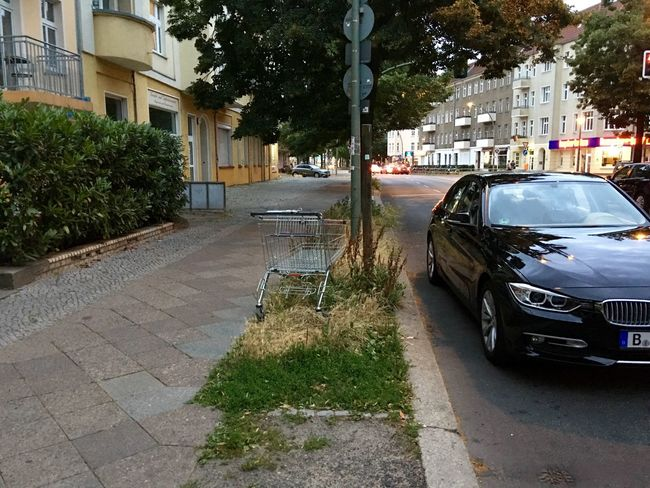 I Found A Shopping Cart Streetphotography My Fuckin Berlin My Eyes My Berlin