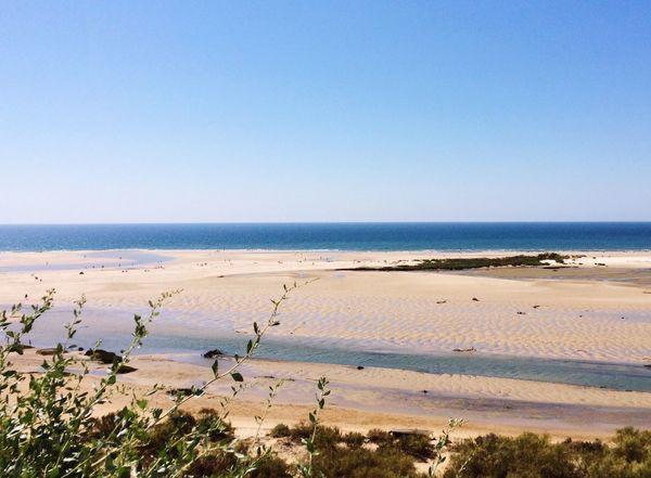 CacelaVelha Sea Sand Cacela Velha Portugal Beige And Blue Colours Of Life Colour Of Life