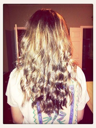 Curly Hair <3