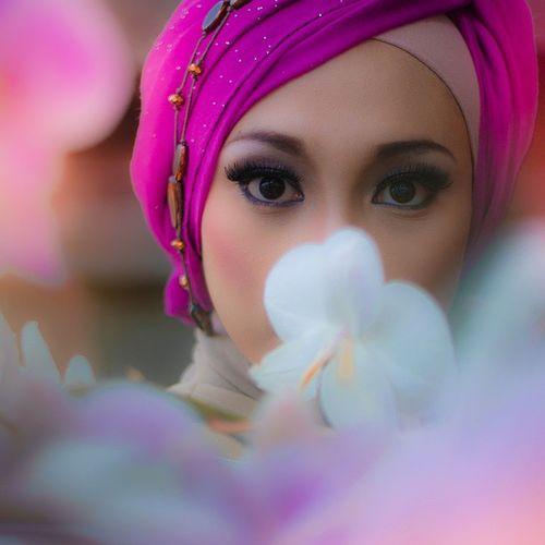 Beauty hijab Fotograferamatir Portrait Potoaingkumahaaing Bandunglautanphotographer nikonD5100