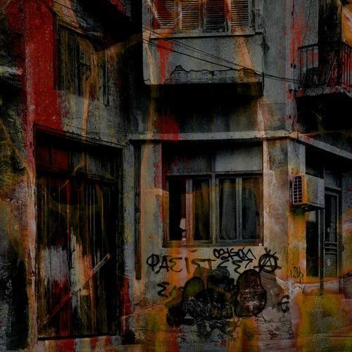 Desolate Digital Art, Town, Ruins, Old Ruins