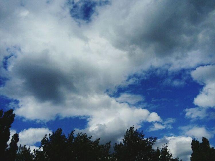 небо небо⛅️ небо голубое