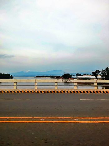 Perspectives On The Road to Cagayan de Oro Heaven And Earth Eyeem Philippines Traveling Taking Photos EyeEm Cagayan De Oro Eyeem CDO