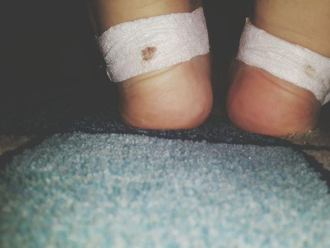 Blood Foot bir babet faciası.