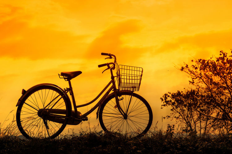 Bicycle in