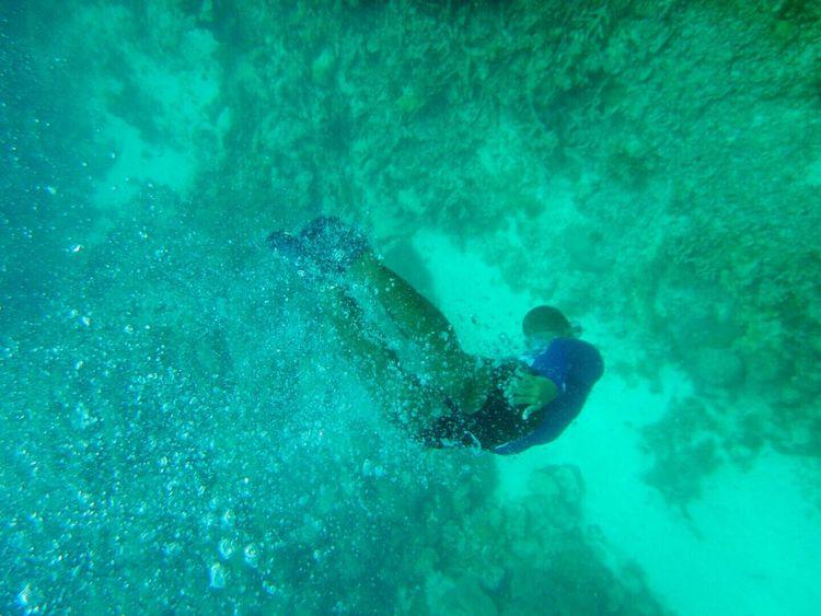 tiempo de trabajo, Timetowork underwater Snorkeling Islasdelrosario Colombia Enjoying Life