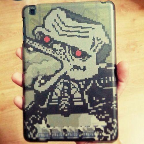 Tayyeap Ipad Case IpadCase pixel monster apple