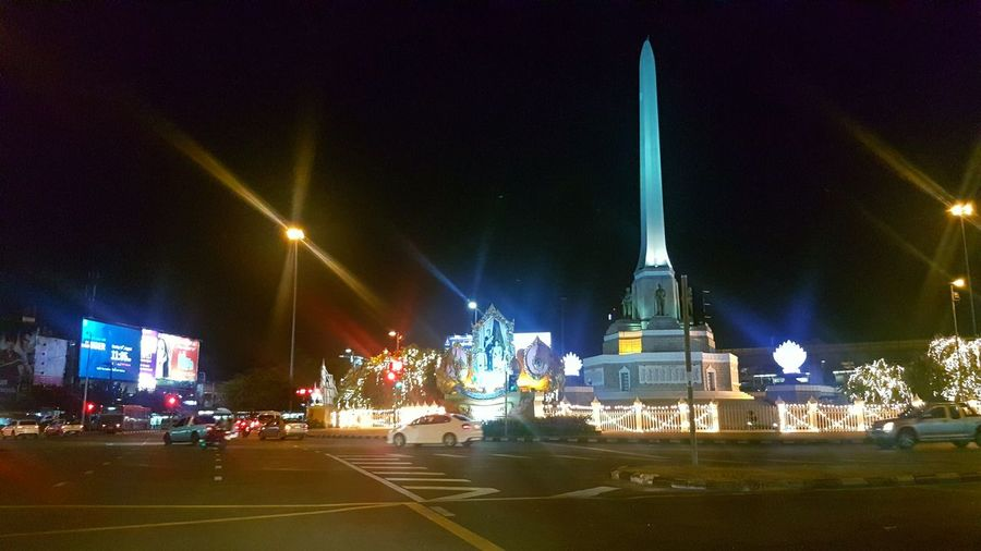 Victory Monument Thailand Newtonphotograph Nt.life Taking Photos S7Edgecamera S7edgethailand