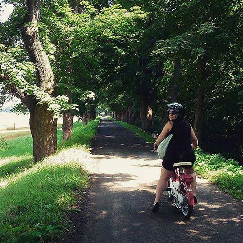 Tiszadob Love Summer Motorbike Chiao Happiness Hot Sunshine