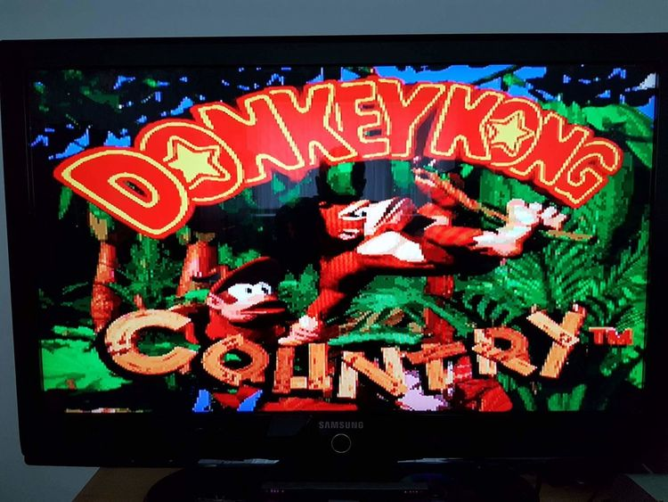 Donkey Kong Night Neon No People Outdoors