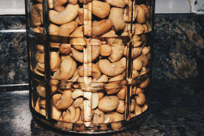 Nuts Cashews Food Snacks Glass Jars VSCO Focused Contrast Clean At Home Macro Artsy The Kitchen Hungry Hunger Things I Like Fine Art Photography TakeoverContrast Maximum Closeness Uniqueness Lieblingsteil Art Is Everywhere BYOPaper! Visual Feast Visual Creativity The Creative - 2018 EyeEm Awards The Still Life Photographer - 2018 EyeEm Awards