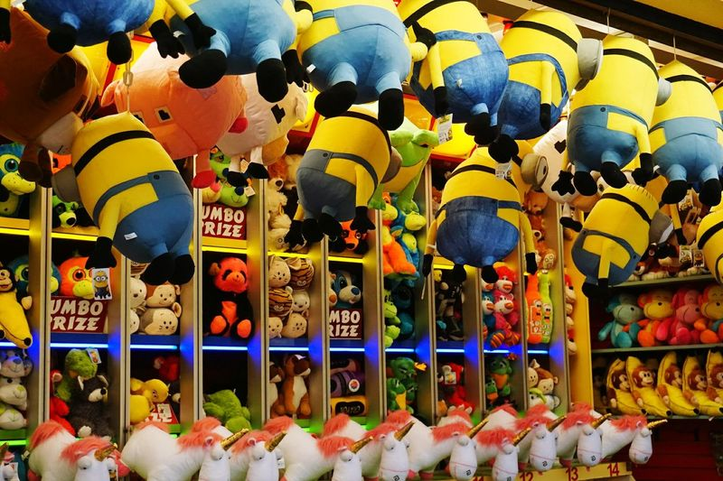 Amusement Park Amusement Parks Amusement Park At Night MinionsEverywhere Games Prizes