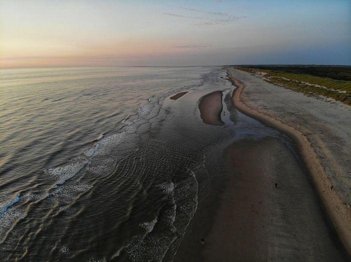 Beach DJI Sky
