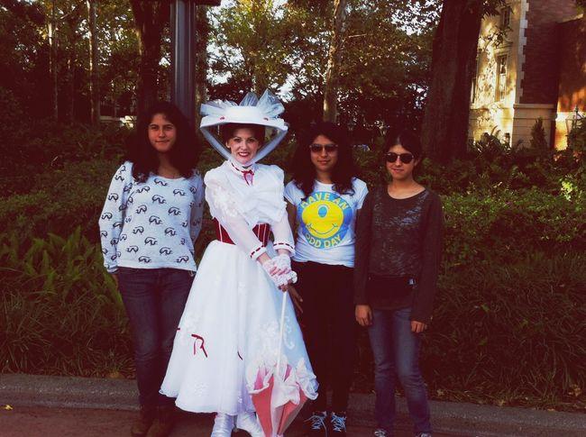 Disney Holiday Family Mary Poppins