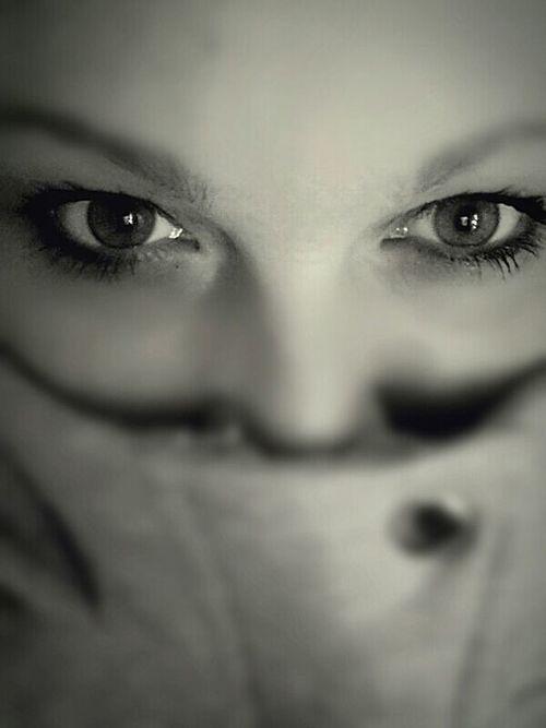 I am watching →YOU← Eyes Watchin U Selfie Woman
