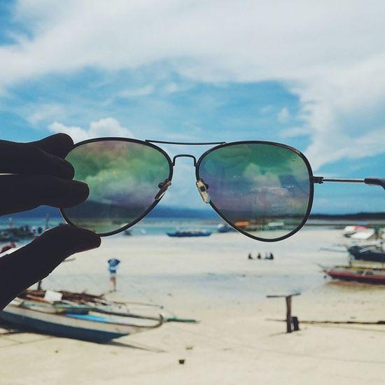 50 shades of blue Sunnies Shades Summer Sky Beach Travel Instagood