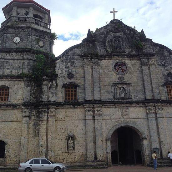 Lifewelltravelled Centuryold Local Church Capiz