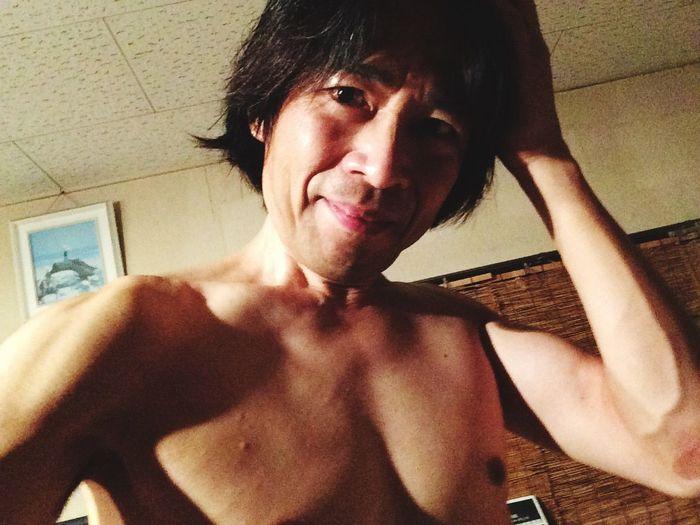 Selfie Keisuke Goodnight