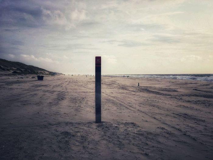 Beach Sky Land